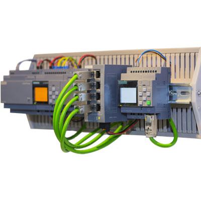 Automatika elemek, PLC-k
