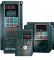 Fuji Electric frekvenciaváltók