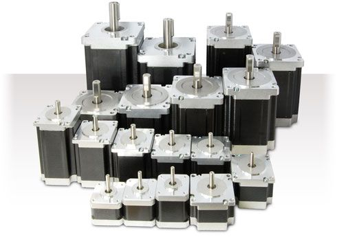 Léptetőmotorok, stepper motors,